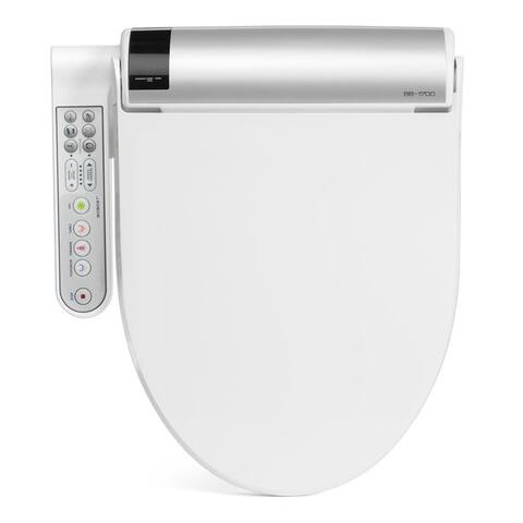 Bliss BB-1700 Bidet Toilet Seat - White