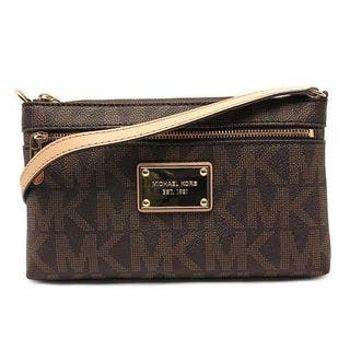 Michael Kors Jet Set Large Signature Wristlet Wallet|https://ak1.ostkcdn.com/images/products/8583963/P15856629.jpg?impolicy=medium