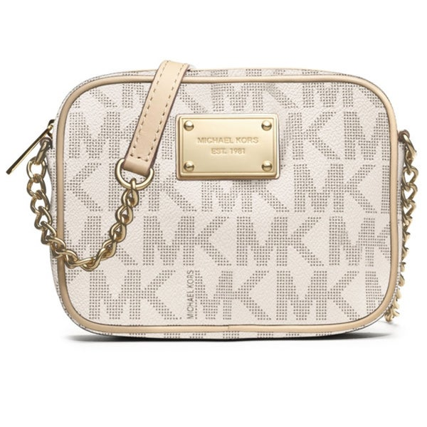 Michael Kors Jet Set Crossbody Small