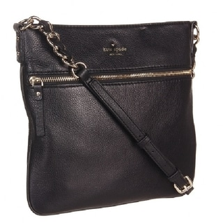 Kate Spade Cobble Hill Ellen Black Crossbody Handbag