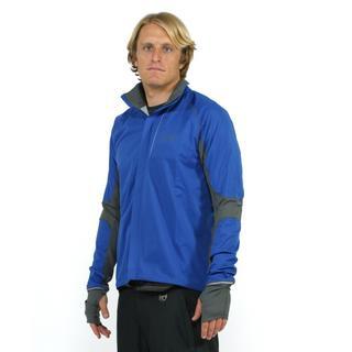 Mountain Hardwear Men's Blue Effusion Power Jacket