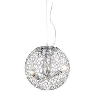 Z-Lite 3-light Spherical Pendant