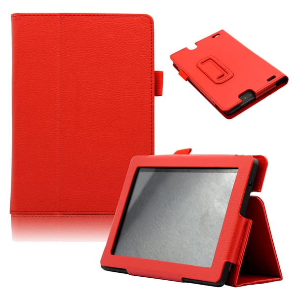 Gearonic Folding Pu Leather Case Cover For 2013 Kindle Fire Hd 7 2nd Gen Overstock 8584322