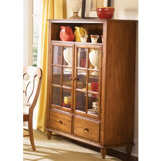 Liberty 'Low Country' Curio Cabinet