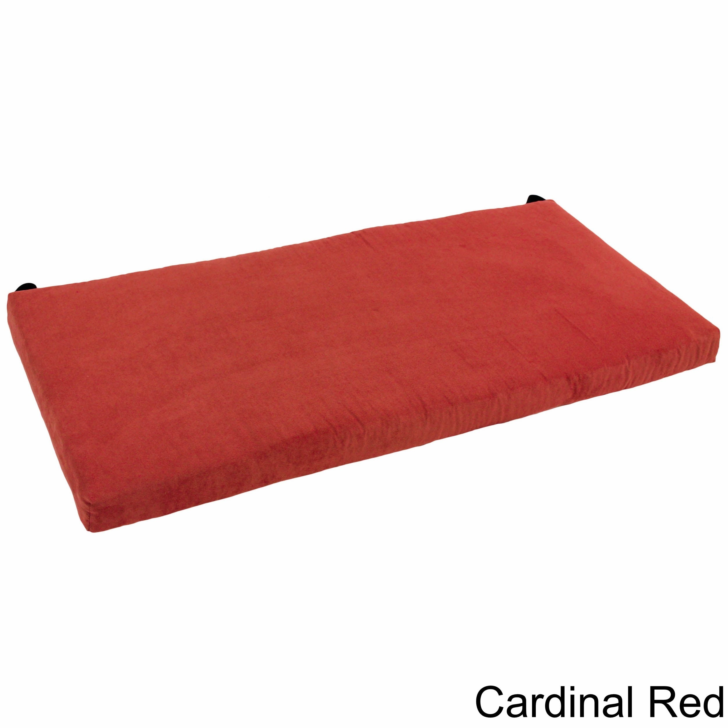 Blazing Needles 42 Inch Microsuede Indoor Bench Cushion Ebay