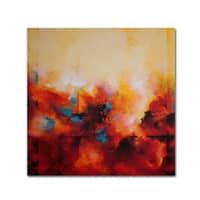 Cody Hooper 'Light Strides' Canvas Art