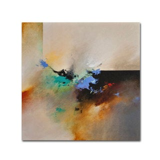 Cody Hooper 'Clouds Connected I' Canvas Art