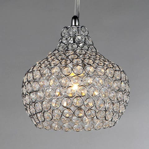 Kiss Crystal Chandelier
