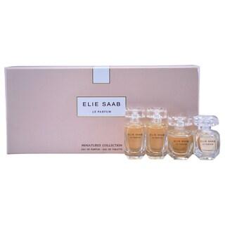Elie Saab Le Parfum Women's 4-piece Mini Gift Set