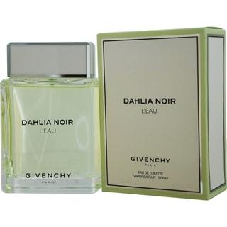 Givenchy Dahlia Noir L'Eau Women's 4.2-ounce Eau de Toilette Spray