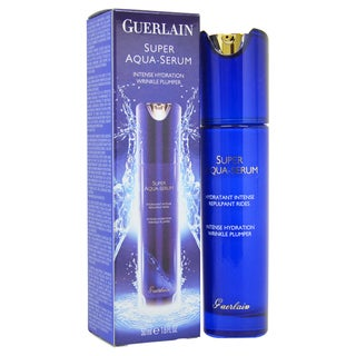 Guerlain Super Aqua Intense Hydration Wrinkle Plumper 1.6-ounce Serum