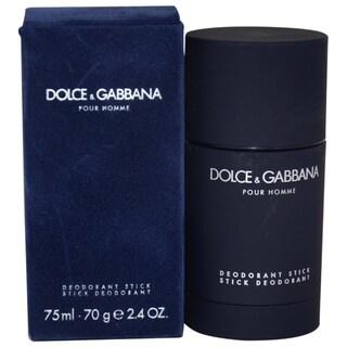 Dolce & Gabbana Men's 2.5-ounce Deodorant Stick