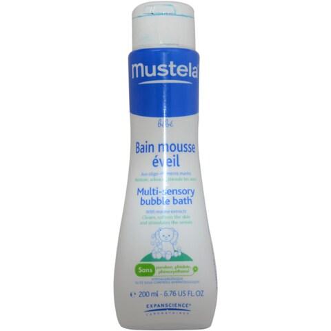 Mustela Multi-Sensory 6.76-ounce Bubble Bath