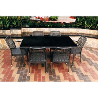 Brix 7-piece Outdoor Dining Set