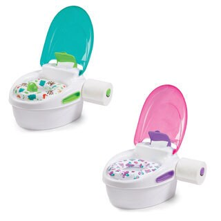 Summer Infant Plastic Step-by-Step Potty