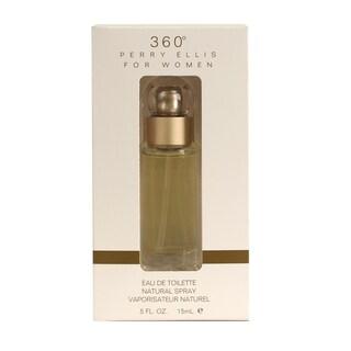 Perry Ellis 360 Women's 0.5-ounce Eau de Toilette Spray