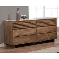 Palm Canyon Array 6-drawer Mid-century Style Dresser