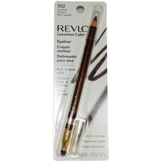 Revlon Luxurious Color # 502 Sueded Brown Eye Liner