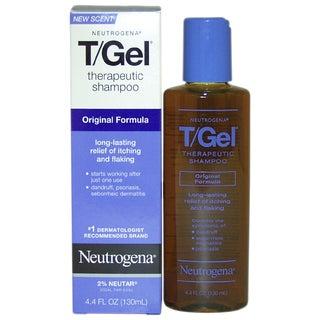 Neutrogena T/Gel Therapeutic Original Formula 4.4-ounce Shampoo