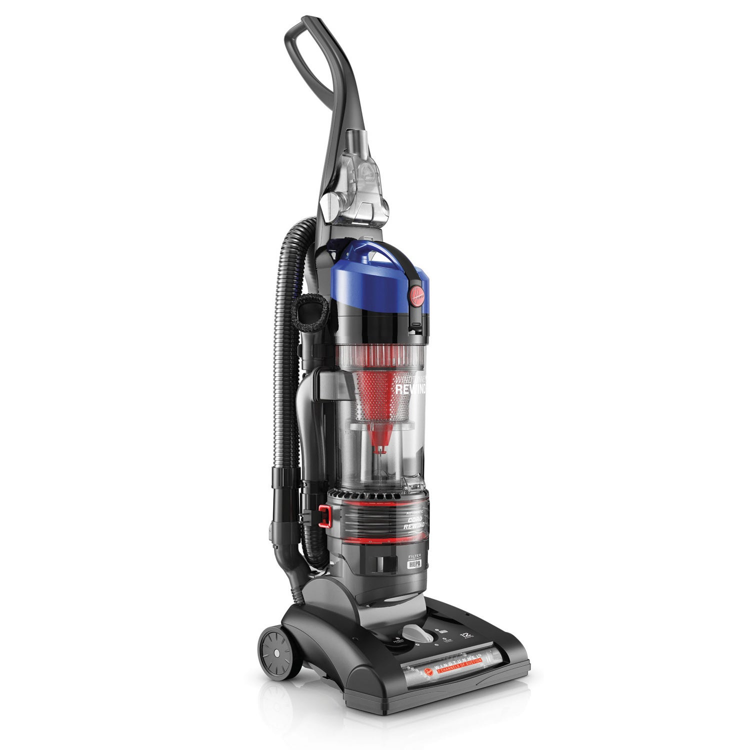 Hoover UH70825 Cobalt Blue WindTunnel 2 Bagless Upright V...