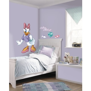 Daisy Duck Peel and Stick Giant Wall Decal