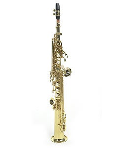 Orchestra/ Band Approved Soprano Saxophone