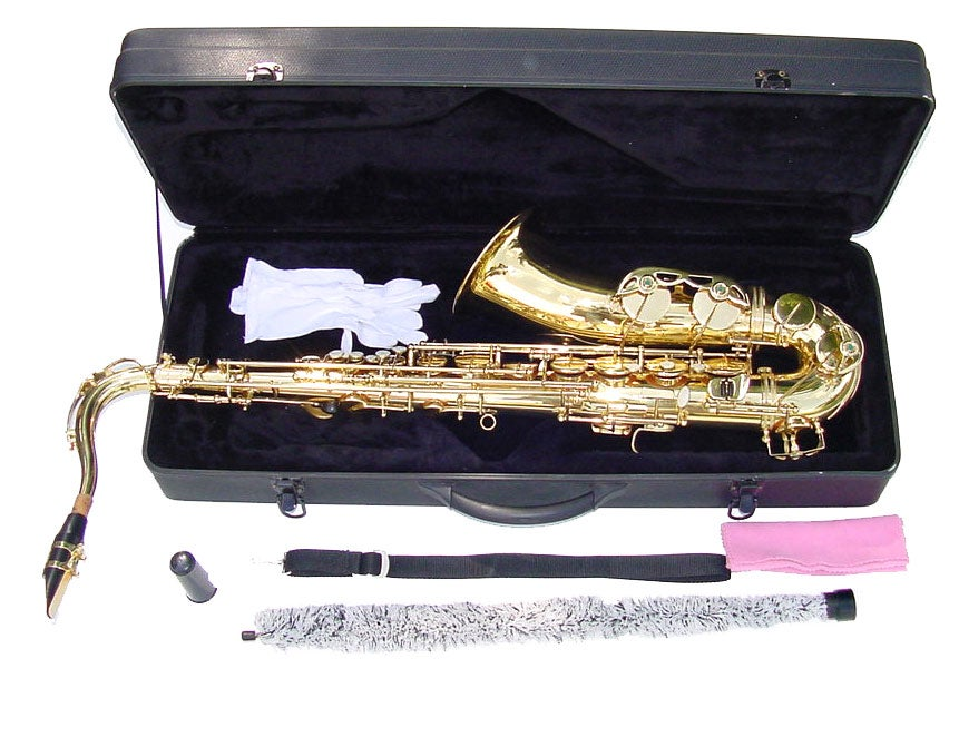 Orchestra/ Band Approved Tenor Saxophone - Thumbnail 1