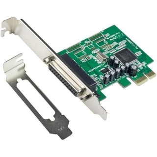 SYBA Multimedia 1-port Parallel (Printer, LPT1, DB25) PCI-e Controlle