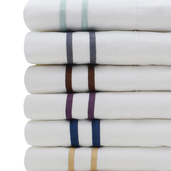 Luxurious Hotel Style 4-piece Bed Sheet Set