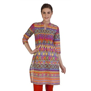 Meena Bindra Women's Indian Kurta Tunics (India)