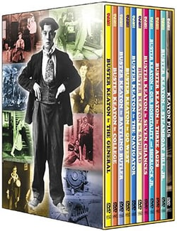 Art of Buster Keaton Collection (DVD)