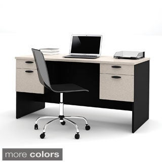 Superbe Bestar Hampton Executive Desk