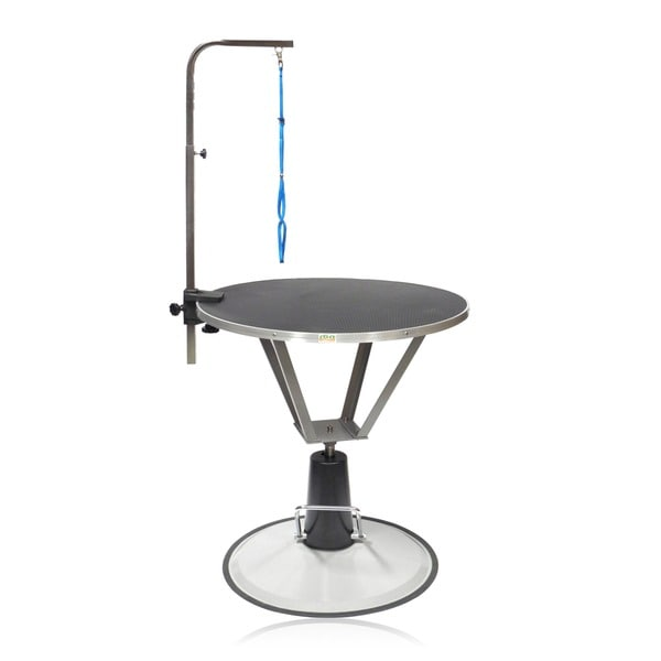 Go Pet Club Round HGT Series Pet Grooming Table Free Shipping