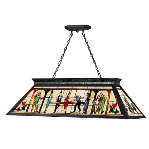 Avery Home Lighting 4-light Billiard - multi