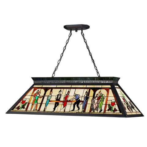 Avery Home Lighting 4-light Billiard