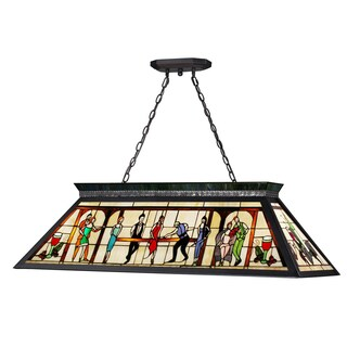 Avery Home Lighting 4-light Billiard