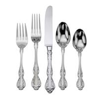 Oneida Mandolina 65 piece Flatware Set Service for 12