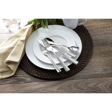 Oneida Sambre 65-piece Flatware Set