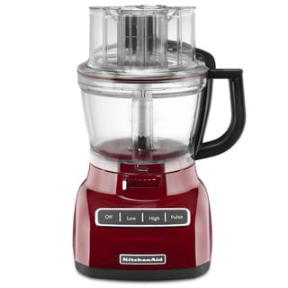 KitchenAid KFP1333GC Gloss Cinnamon 13-cup ExactSlice Food Processor