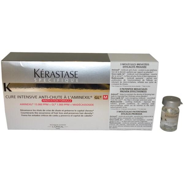 Kerastase Specifique Cure Intensive Anti-Chute A L'Aminexil GL (Set of 10 Treatments)