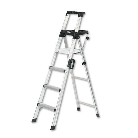Cosco Signature Series 6-foot Premium Aluminum Step Ladder