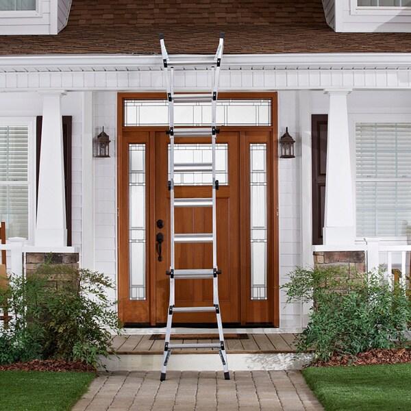 Cosco World's Greatest 13-foot Multi-position Ladder