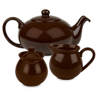 Waechtersbach Chocolate Tea Set