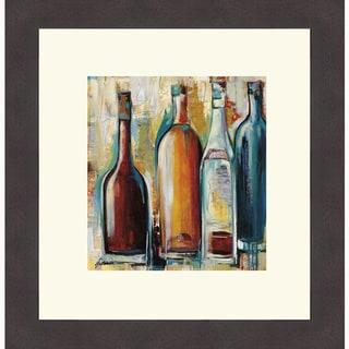 Judeen 'Wine I' Framed Art Print