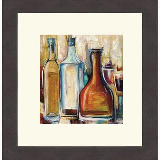 Judeen 'Wine II' Framed Art Print