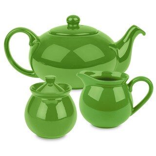 Waechtersbach Green Apple Tea Set