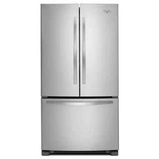 Whirlpool WRF535SMBM Stainless Steel French Door Refrigerator