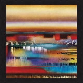 Mike Springet 'Lightfast II' Framed Art Print