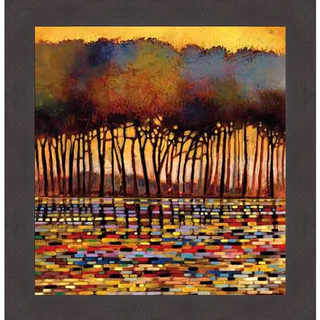 Ford Smith Dash Of Energy Framed Art Print Overstock 8591826