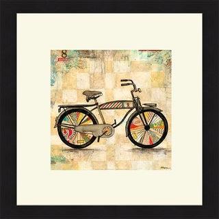 Jennifer Wagner 'Ride 1' Framed Art Print
